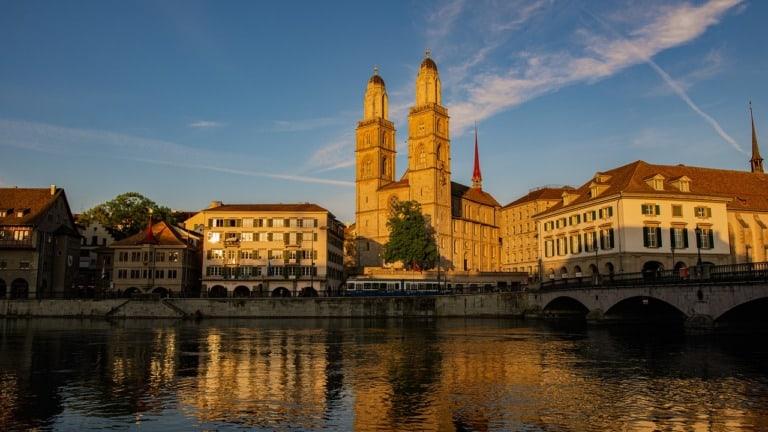 15 lugares que ver en Zúrich 8