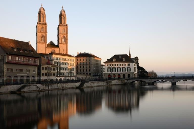 15 lugares que ver en Zúrich 4