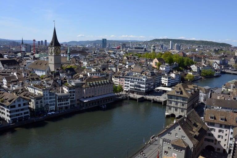 15 lugares que ver en Zúrich 13