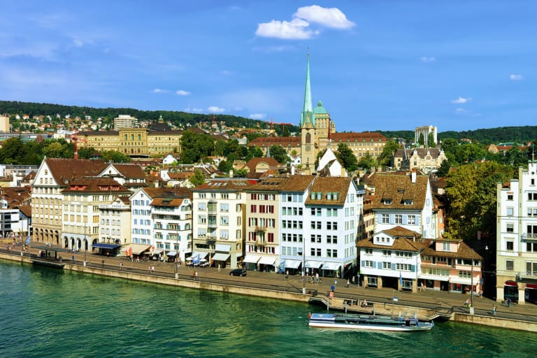15 lugares que ver en Zúrich 10