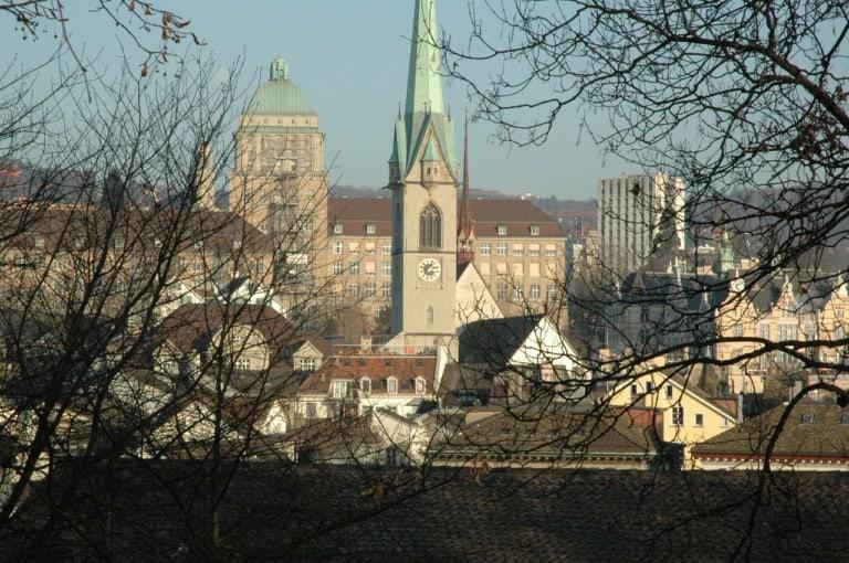 15 lugares que ver en Zúrich 9