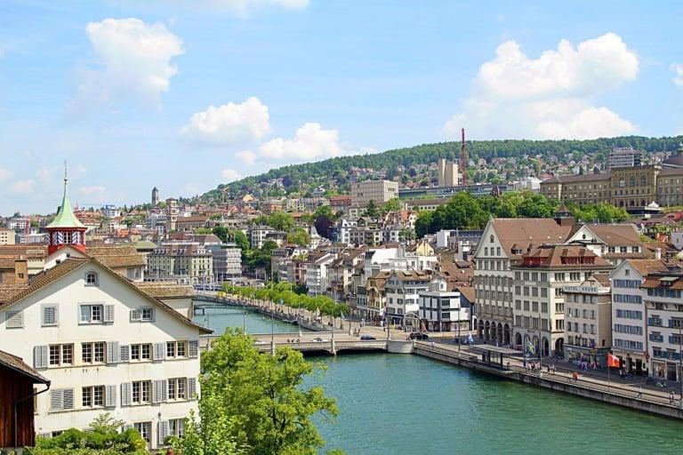 15 lugares que ver en Zúrich 2