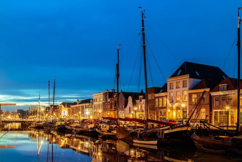 10 ciudades de Holanda más bonitas 1