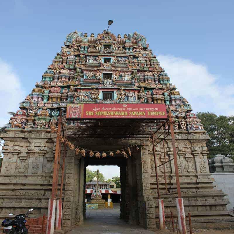 10 mejores templos en Bangalore 10