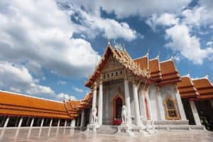 20 templos en Tailandia