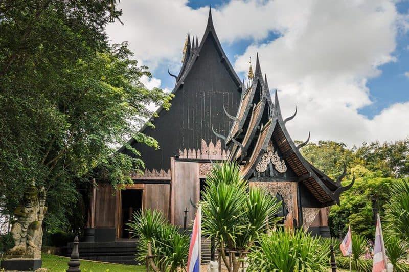 20 templos en Tailandia 17