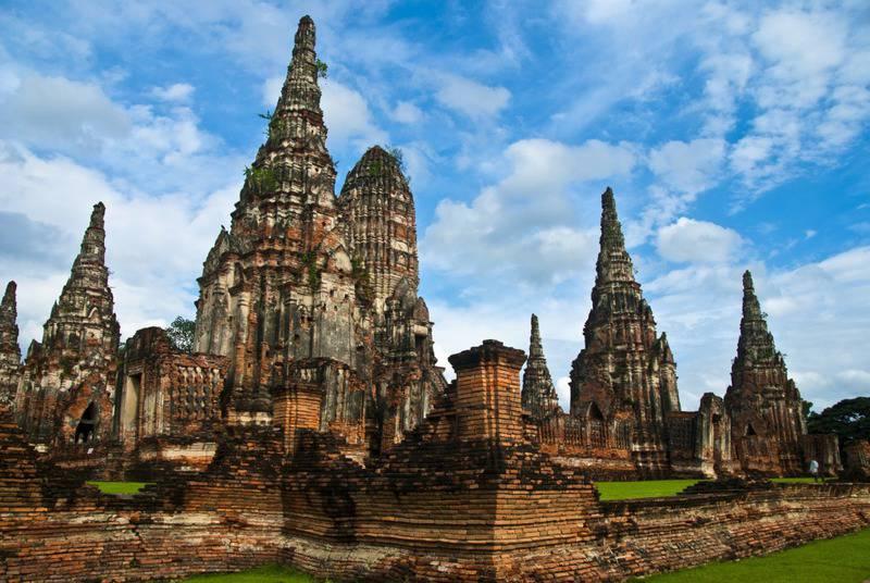 20 templos en Tailandia 10