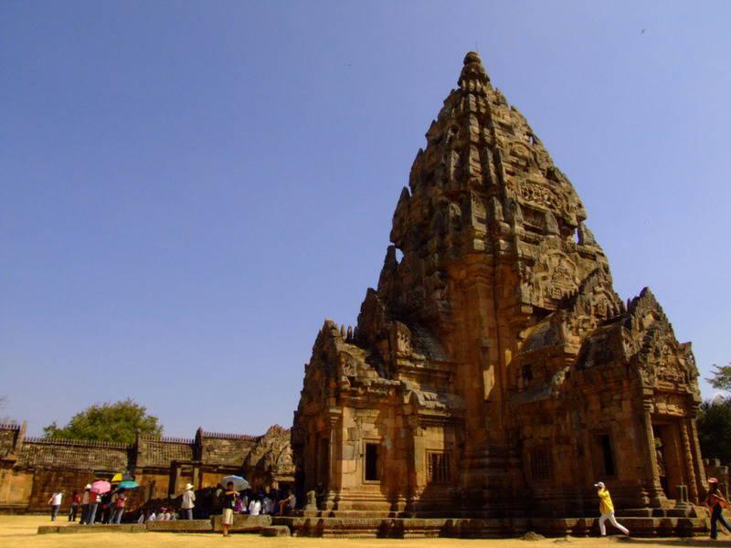 20 templos en Tailandia 12