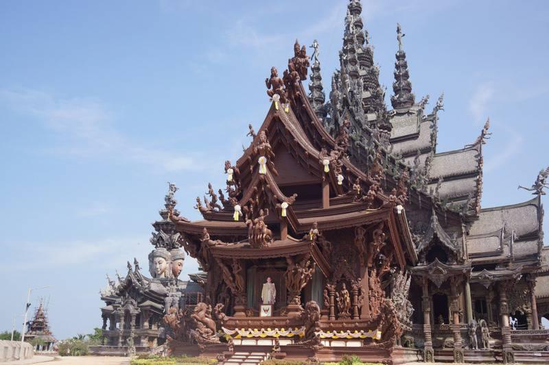 20 templos en Tailandia 8