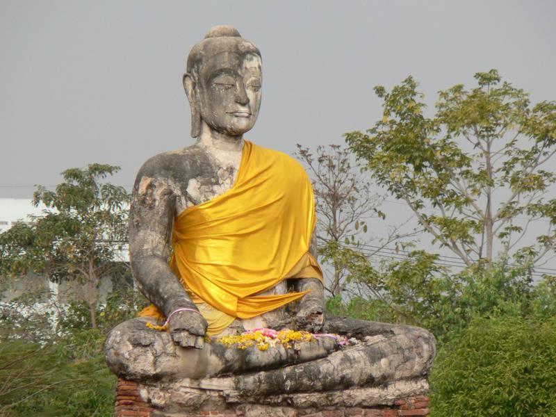 20 templos en Tailandia 5