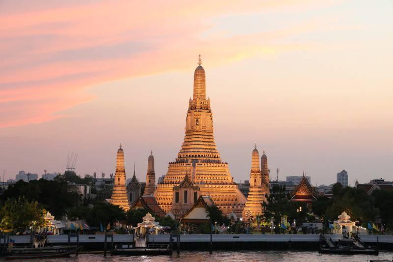 20 templos en Tailandia 1