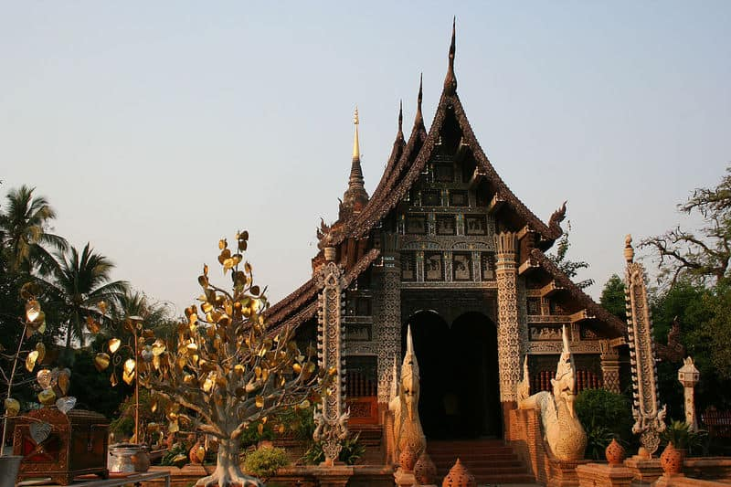 20 templos en Tailandia 19