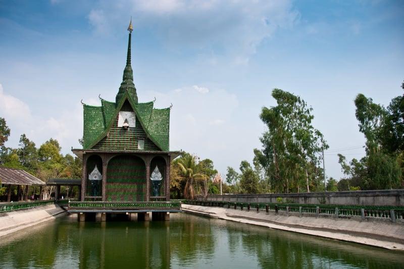 20 templos en Tailandia 11