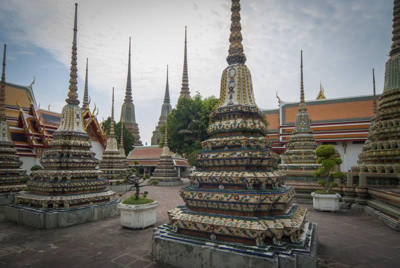 20 templos en Tailandia 4