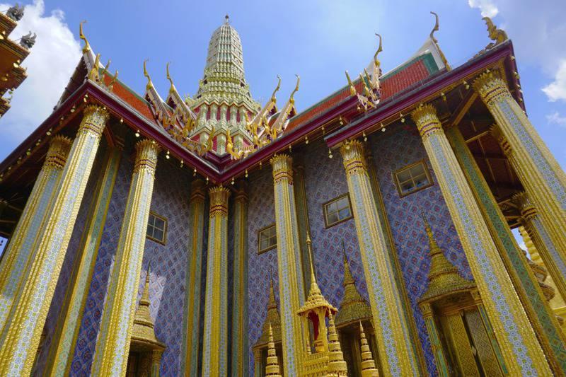 20 templos en Tailandia 3