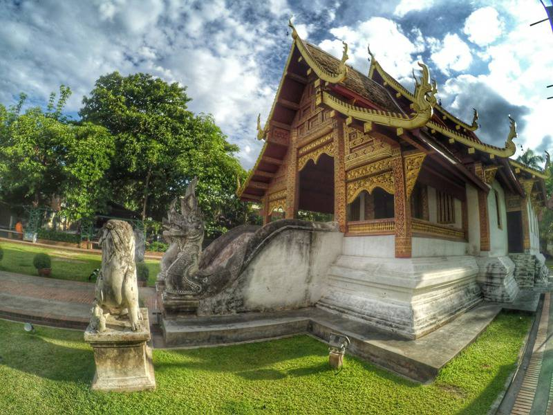 20 templos en Tailandia 18