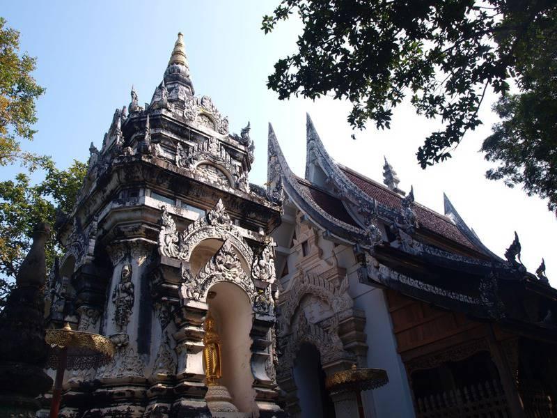 20 templos en Tailandia 6