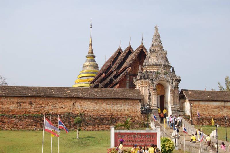 20 templos en Tailandia 14