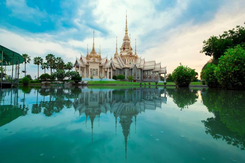 20 templos en Tailandia 2
