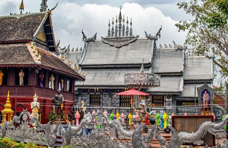 20 templos en Tailandia 7