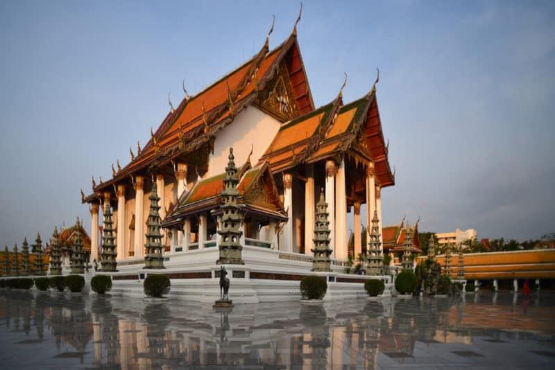 20 templos en Tailandia 15
