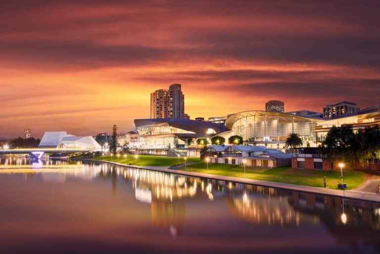 10 ciudades de Australia más importantes 2