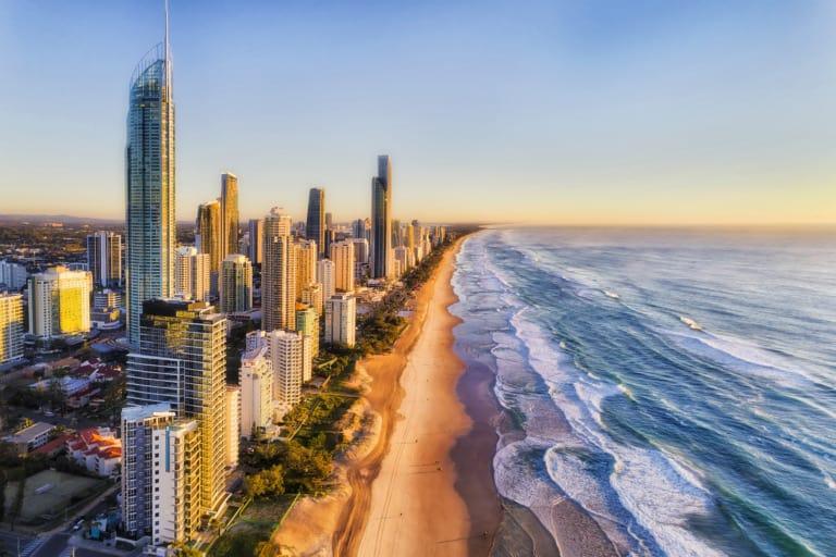 10 ciudades de Australia más importantes 5