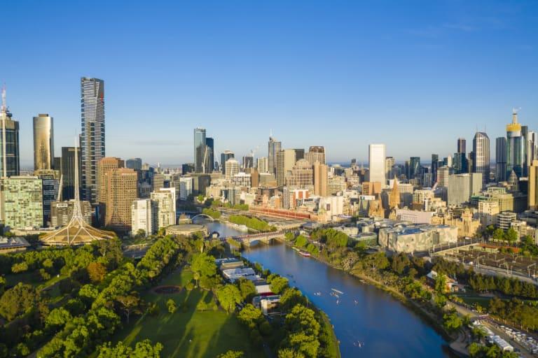 10 ciudades de Australia más importantes 9