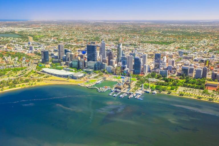 10 ciudades de Australia más importantes 8