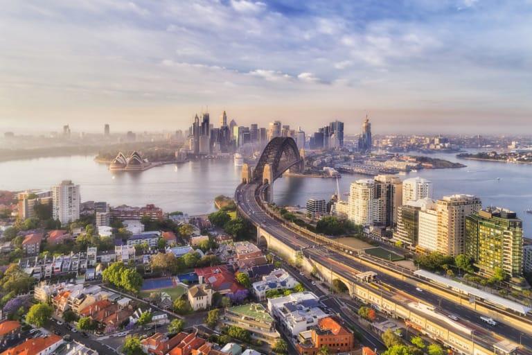10 ciudades de Australia más importantes 10