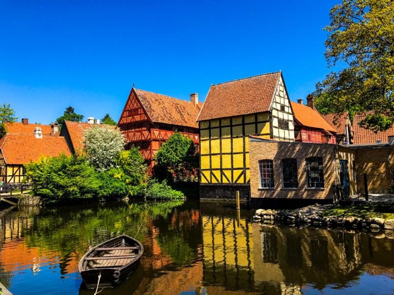 7 ciudades más bonitas de Dinamarca 1