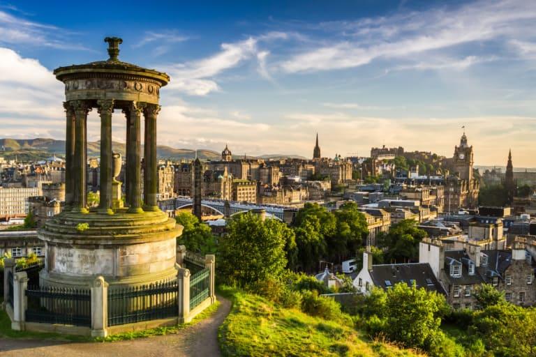 10 ciudades más bonitas de Escocia 2