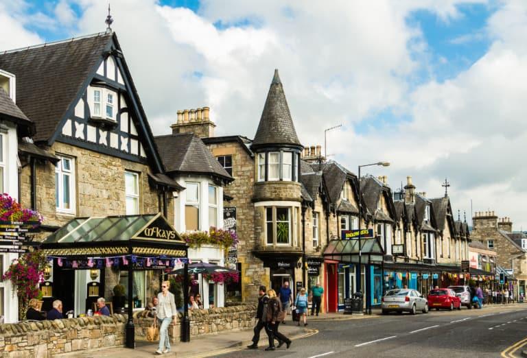 10 ciudades más bonitas de Escocia 8