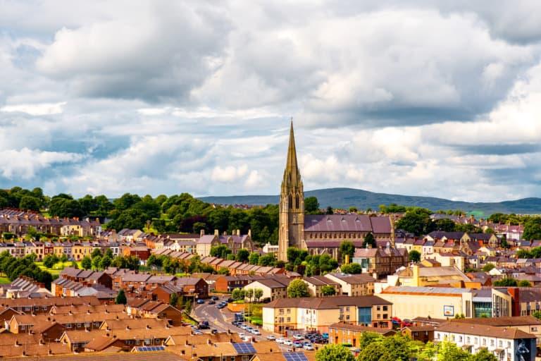 8 ciudades más bonitas de Irlanda 4