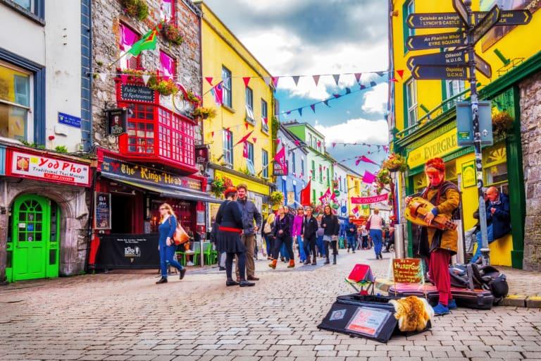 8 ciudades más bonitas de Irlanda 2