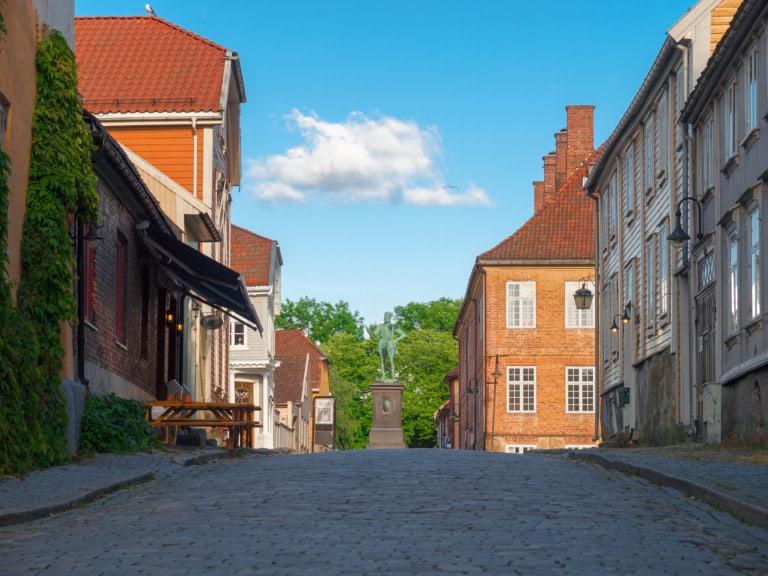 10 ciudades más bonitas de Noruega 3