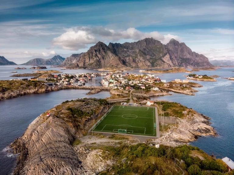 10 ciudades más bonitas de Noruega 5