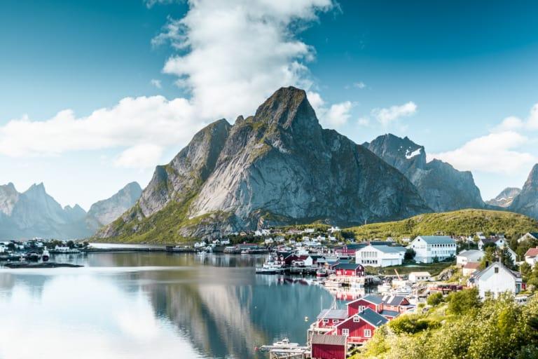10 ciudades más bonitas de Noruega 7