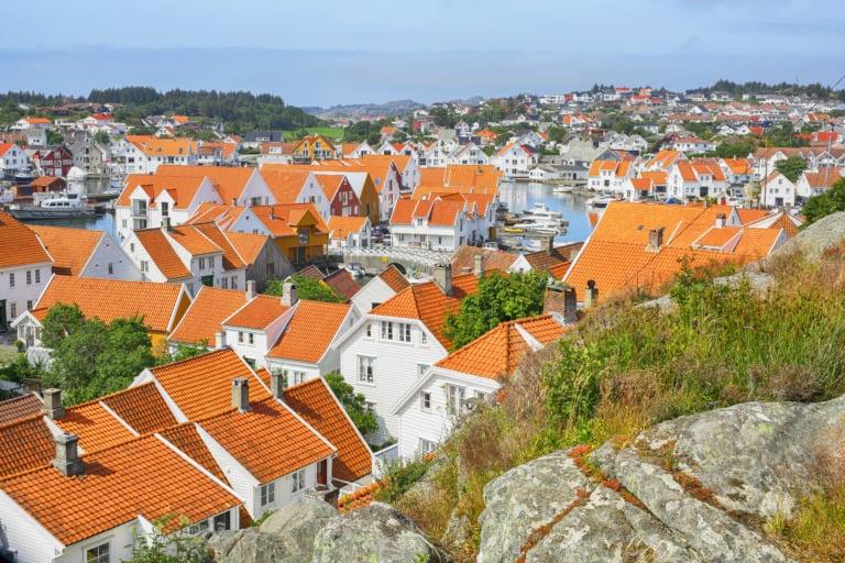 10 ciudades más bonitas de Noruega 8