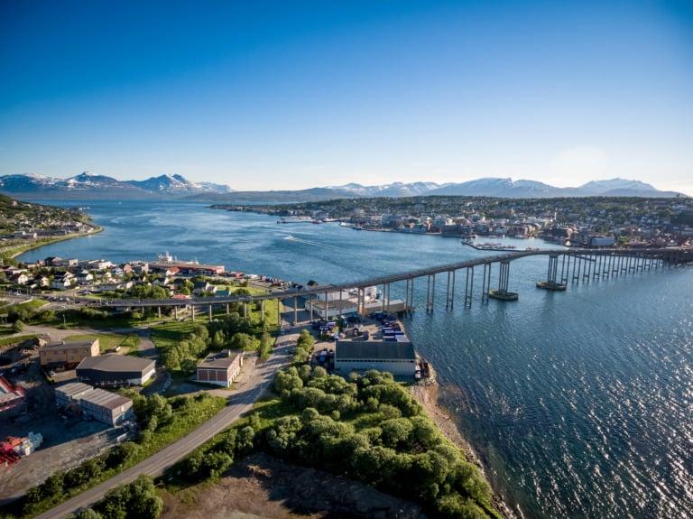 10 ciudades más bonitas de Noruega 9