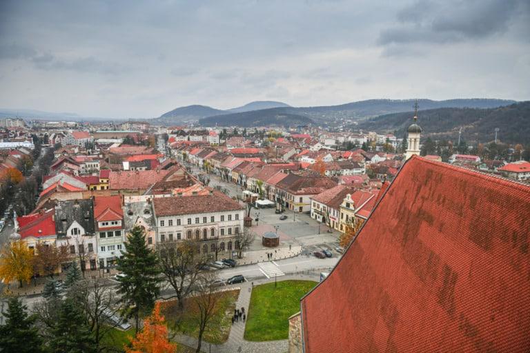 13 ciudades de Rumanía más bonitas 12