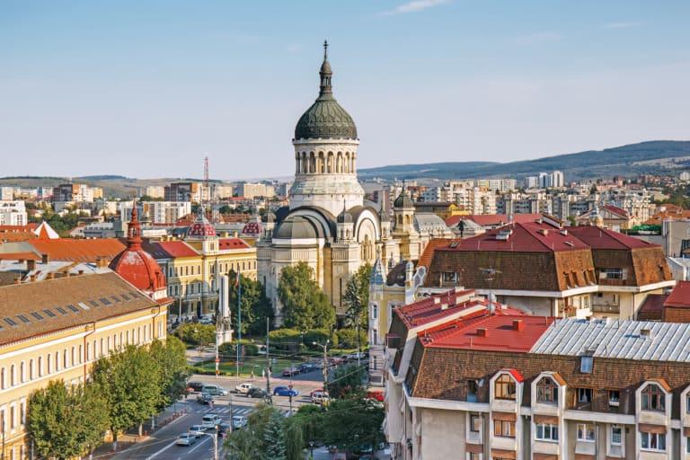 13 ciudades de Rumanía más bonitas 7