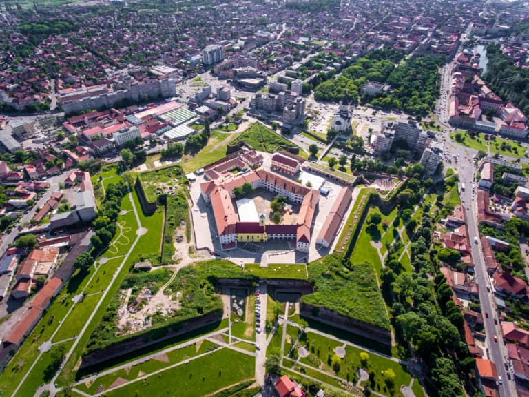 13 ciudades de Rumanía más bonitas 13