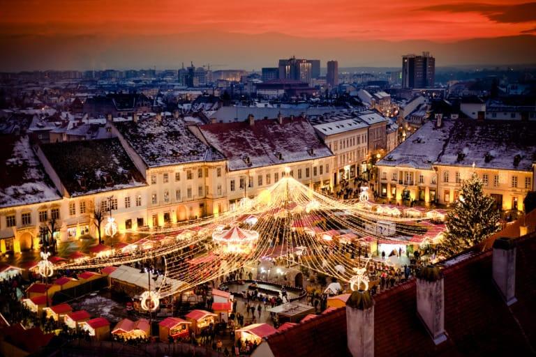 13 ciudades de Rumanía más bonitas 4