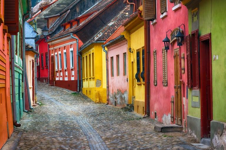 13 ciudades de Rumanía más bonitas 2