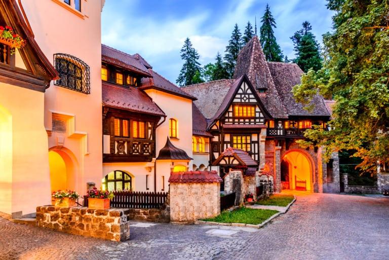 13 ciudades de Rumanía más bonitas 5