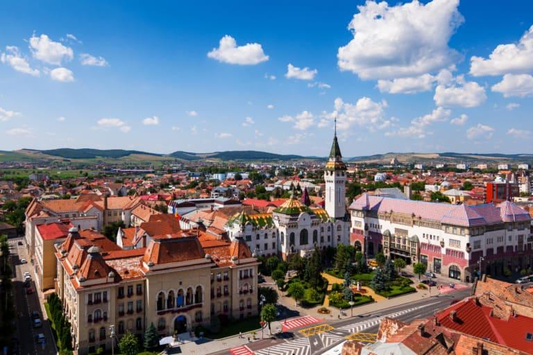 13 ciudades de Rumanía más bonitas 11