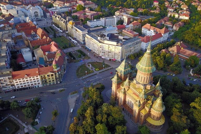 13 ciudades de Rumanía más bonitas 6