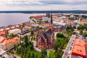 11 ciudades de Suecia más bonitas 2