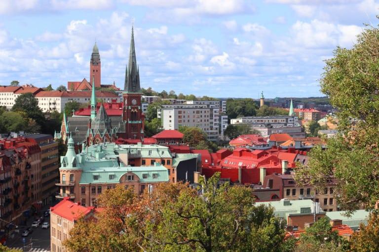 11 ciudades de Suecia más bonitas 11